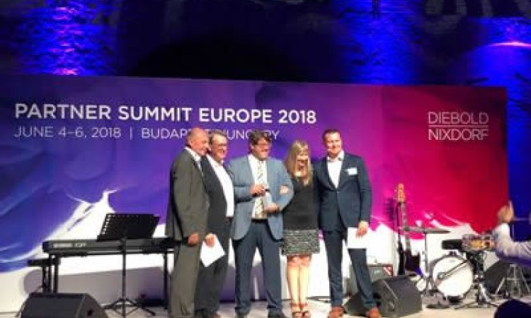 "Codisys recibe el Premio Internacional ""Strategic European Partner in Hospitality & Retail"""
