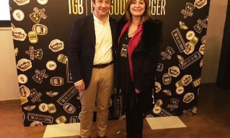 Restalia y Codisys, juntos en la inauguración del primer restaurante TGB en Italia.