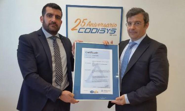 TÜV Rheinland certifica a CODISYS en Ia nueva versión 2015 de la Norma de Calidad ISO 9001