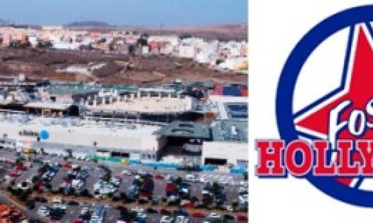 Fosters Hollywood abre su tercer local en el Centro Comercial Alisios con Codisys