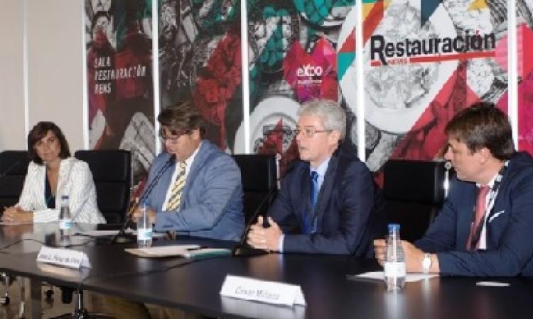 """Mesa redonda en Expo Food Service 2017, """"El tamaño importa"""", presidida y moderada por Rodolfo Pérez de Codisys"""