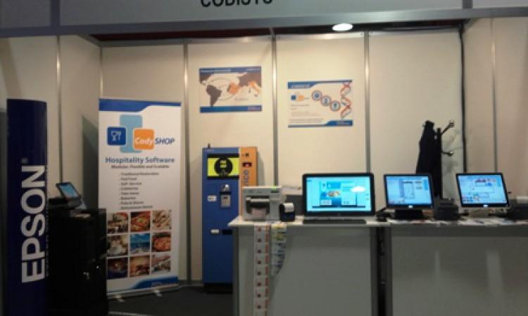 Expo Food Service 2017 un éxito para Codisys
