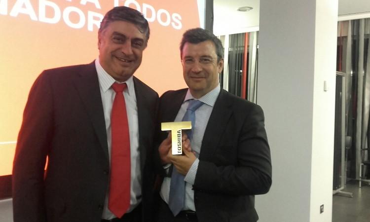 Codisys recibe el premio ISV Excellence Award de Toshiba