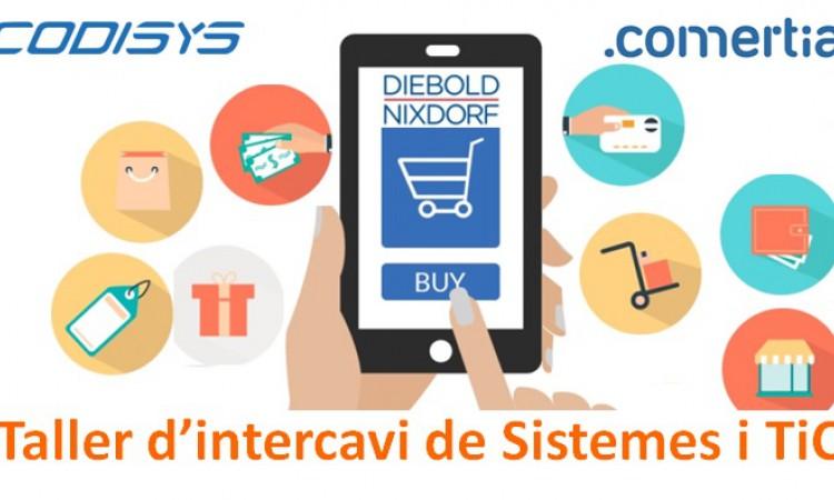 Excelente convocatoria en el taller de intercambio de Marketing, Sistemas i TiC organizado por Comertia y Codisys