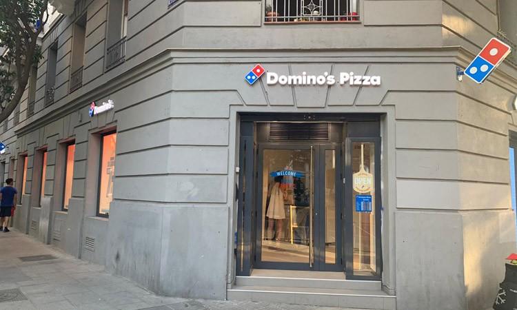 Domino's Pizza alcanza los 300 establecimientos en España con Codisys