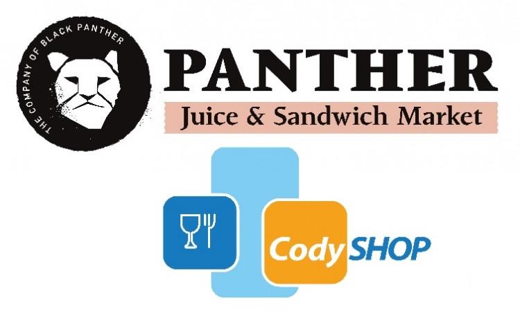 Panther Juice & Sandwich Market, se estrena en Sevilla con CodySHOP