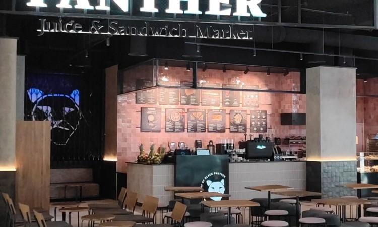 Panther Juice & Sandwich Market, nueva apertura en Castellana con CodySHOP
