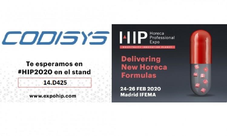 Codisys en HIP 2020